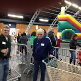 Bob Sorenson helping out