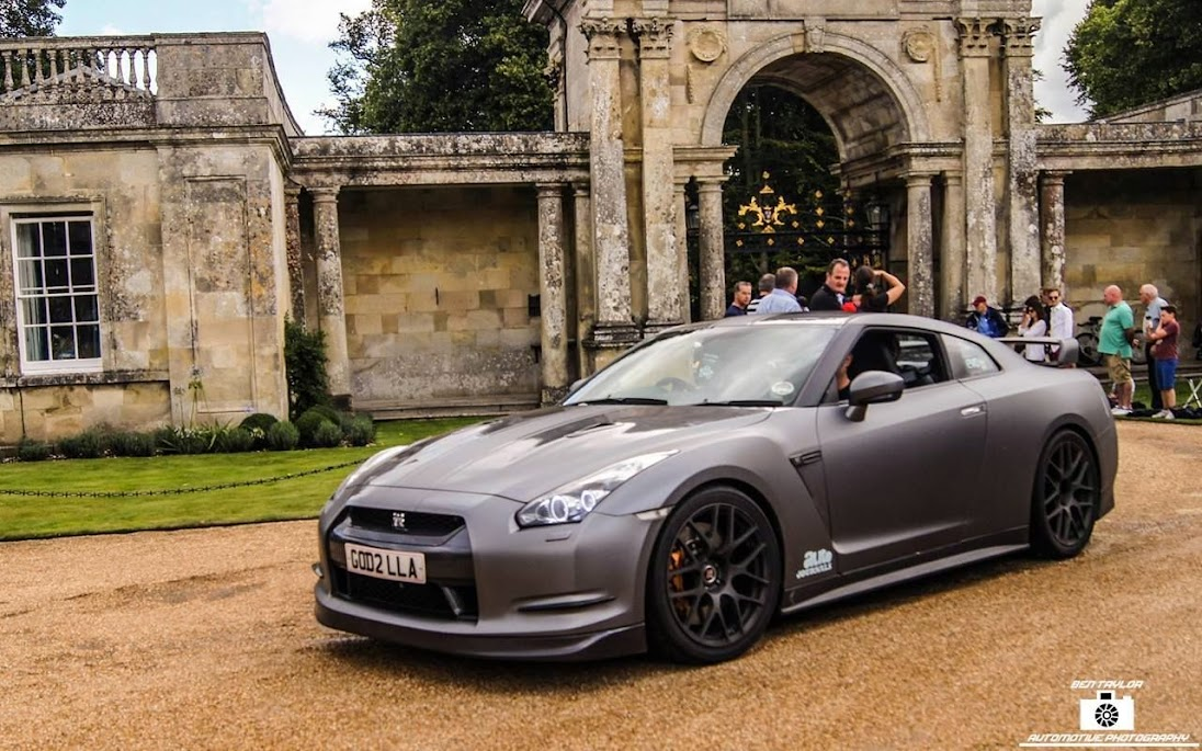 Stealthzilla at Wilton Classic and Supercar 2014