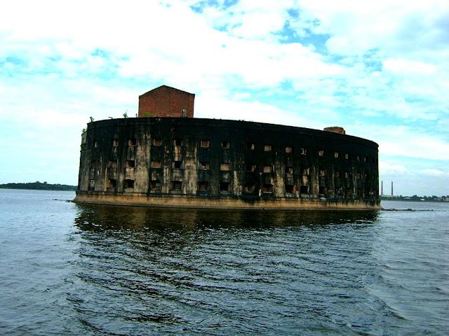 Fort Alexander, a fortaleza da peste