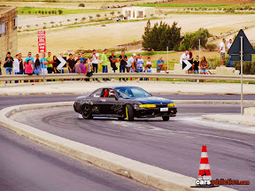 Nissan 200SX Hill Drift