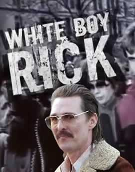 Capa White Boy Rick Dublado 2018 Torrent