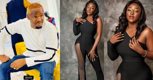 Zubby Michael , Mercy Johnson, Chacha Eke Reacts As Ini Edo Flaunts Tantalizing Photos