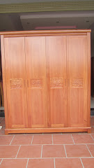 Tủ quần áo gỗ MS-178 (Còn hàng)