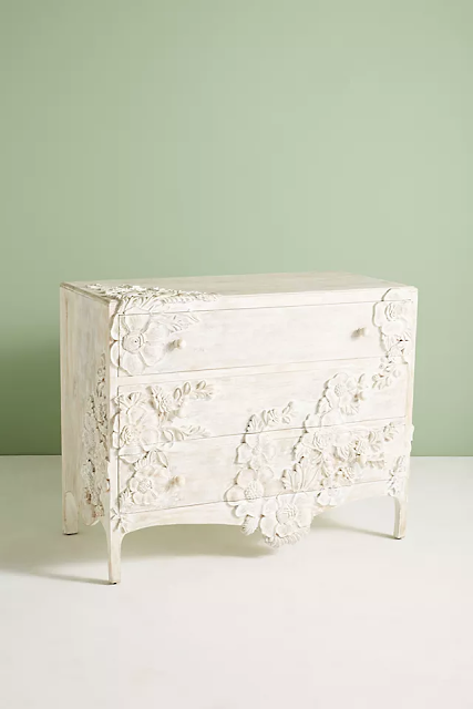 white enchantment dresser