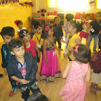 Diwali Party (Pre-primary) 17-10-14