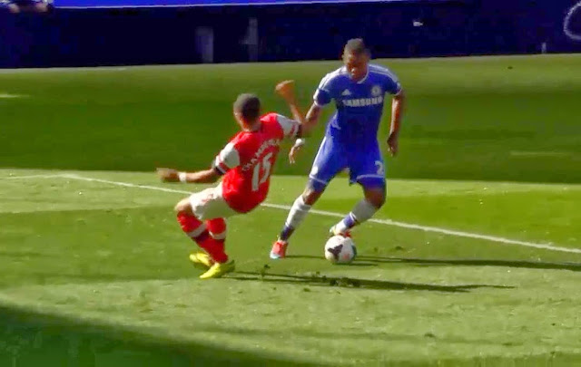 Eto, Chelsea - Arsenal