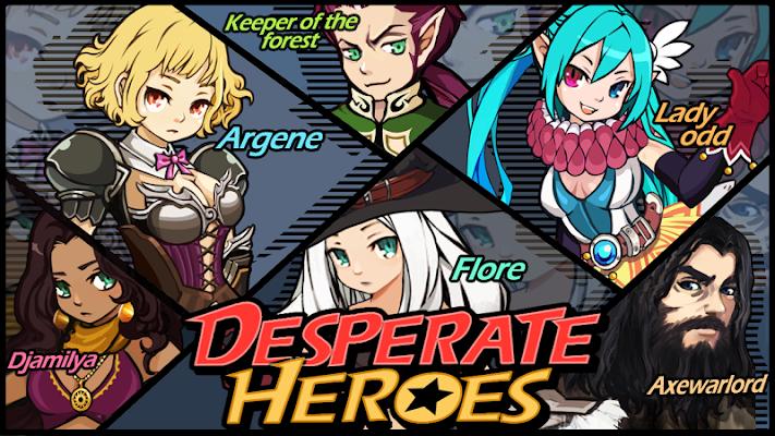 Desperate Heroes - screenshot