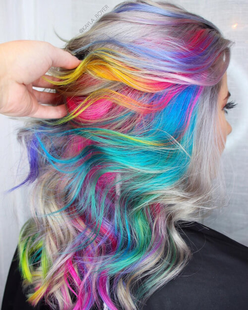 Hair Color Trendy-Find Your Perfect Hair Color Instantly 2017 1