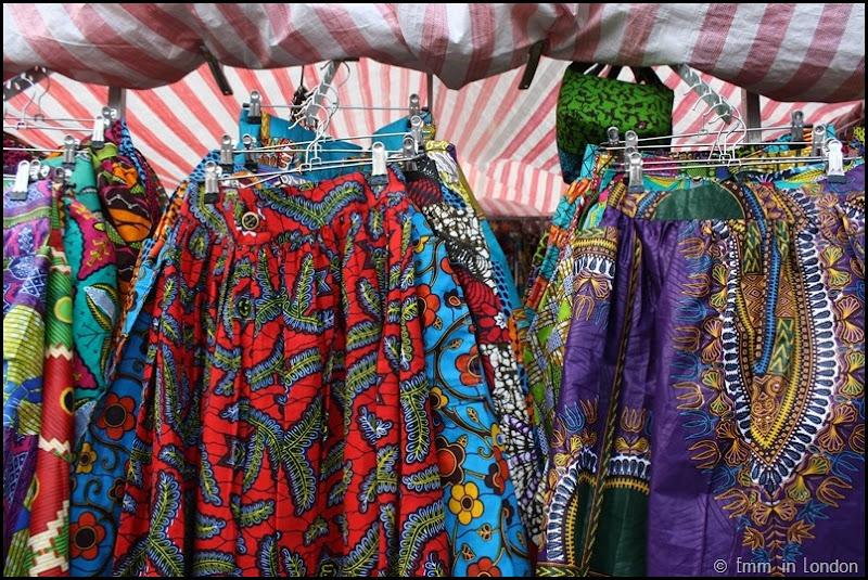 Fabrics of Brixton