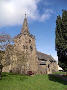 photo of St Michael's church