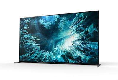 Sony trae las nuevas televisiones Z8H 8K