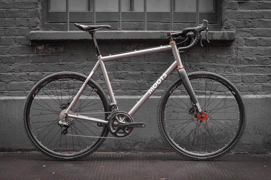 BicycleFriends.com: Moots Gravel Bike