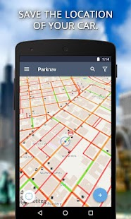 Parknav - Find Street Parking- screenshot thumbnail