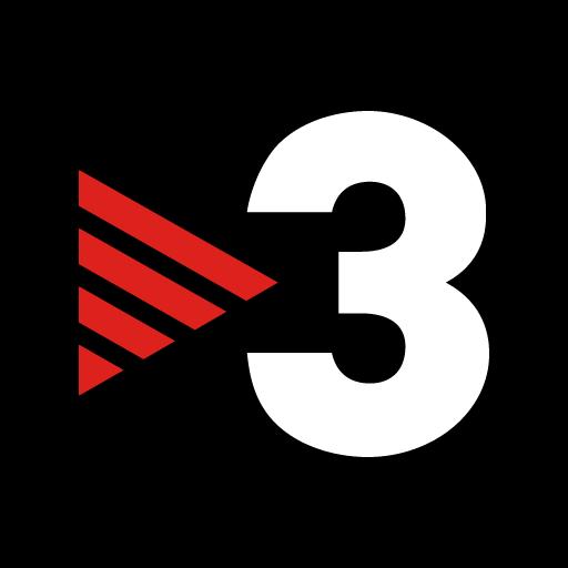 Logo TV3 Television de Catalunya