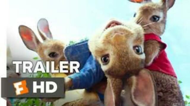 Peter Rabbit Trailer