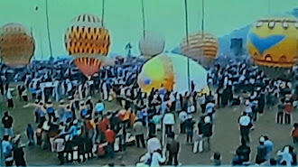 Catat Inilah Bahayanya Menerbangkan Balon Udara Secara Liar