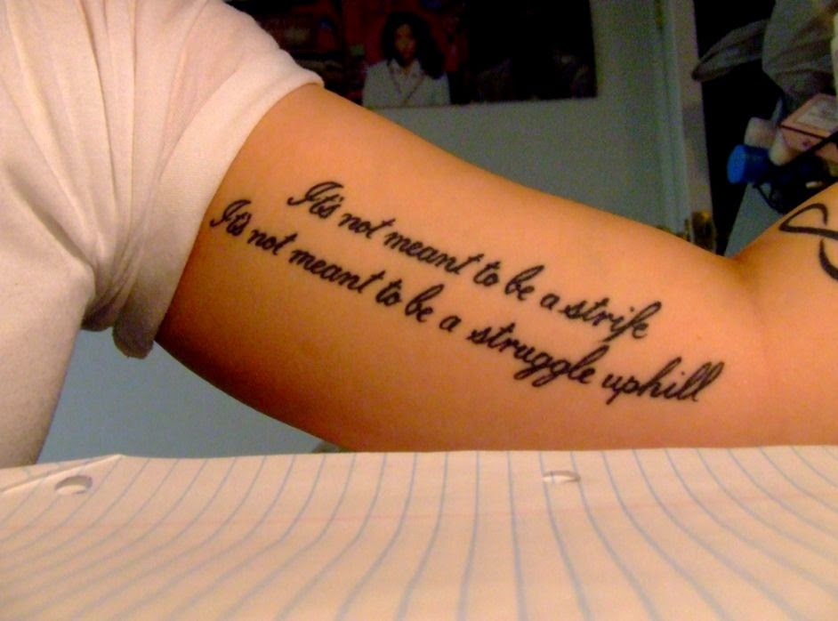 Images For gt Tattoo Lyrics Font