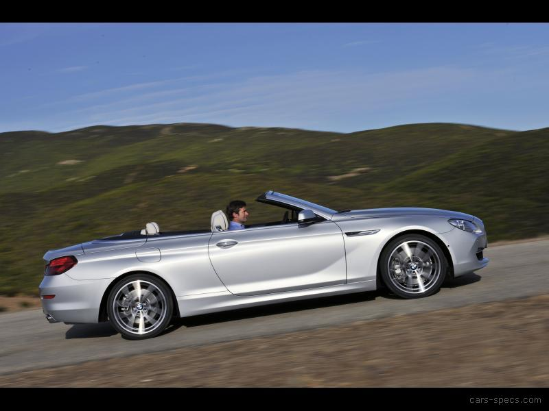 2012 bmw 6 series convertible specifications pictures prices. Black Bedroom Furniture Sets. Home Design Ideas