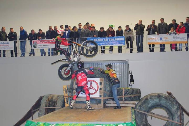 Fotos - Campeonato Nacional de Trial Indoor - Lamego - 2015
