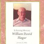 William David Hagar