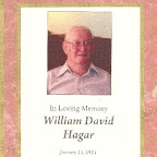 William David Hagar