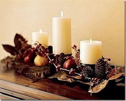 fotos velas de Navidad (7)