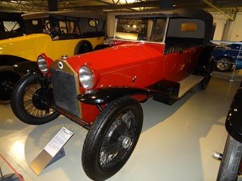 2019.01.20-068 Lancia Type 37 Lambda torpedo 1923