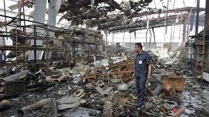 A quand une présentation des conflits avec la présentation de l'ensemble des responsables? Le cas du Yémen