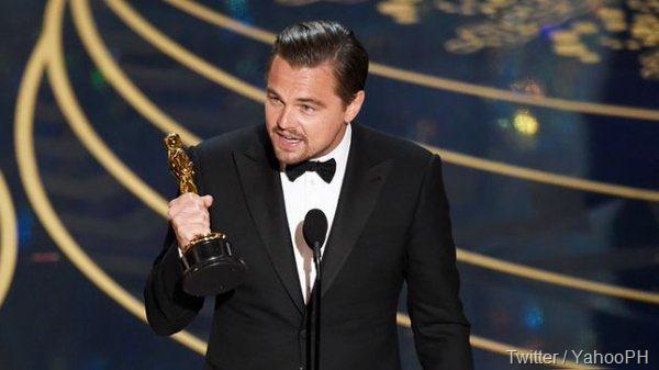 Leonardo DiCaprio (T YahooPH)