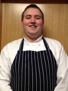 Rury Campbell, 5 Questions, Hilton Glasgow, Junior Sous Chef
