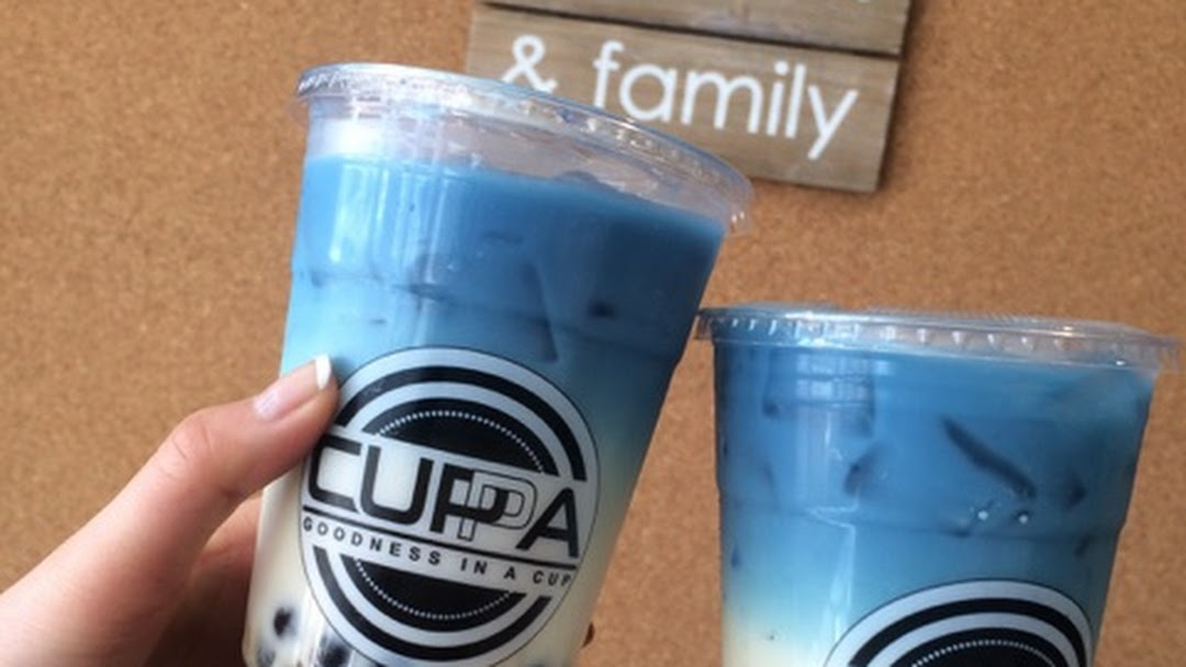 Cuppa - Bubble Tea , Frozen Yogurt, Snacks, Smoothies