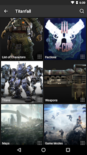 FANDOM for: Titanfall – Miniaturansicht des Screenshots