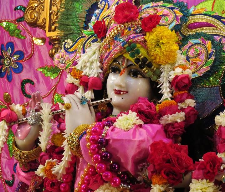 ISKCON Vallabh vidhyanagar Deity Darshan 19 jan 2017 (12)