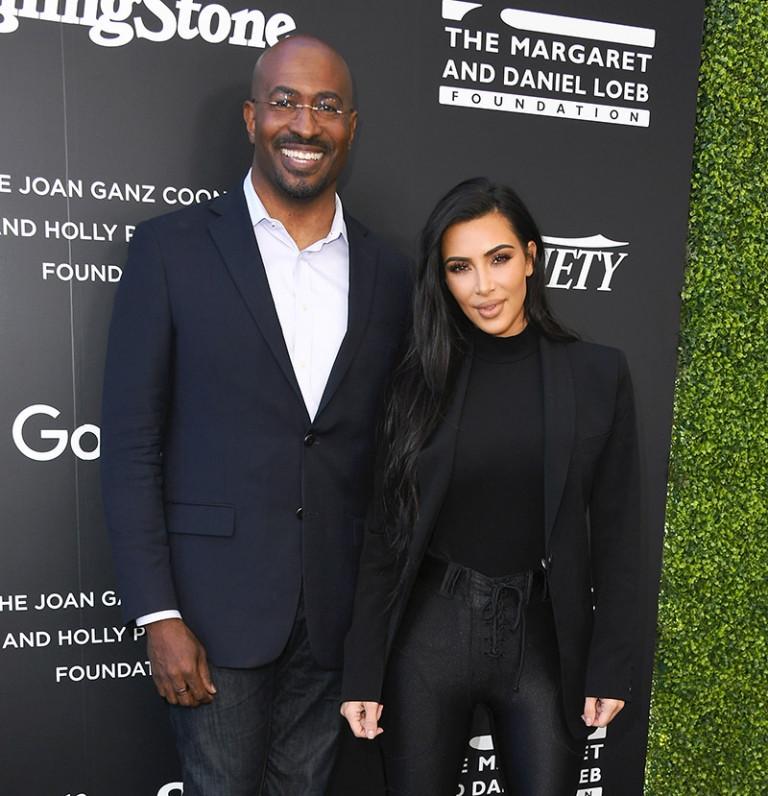 Kim Kardashian rumoured to be dating CNN reporter Van Jones amid her impending divorce