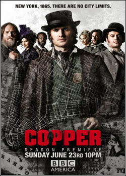 Copper 2ª Temporada Episódio 06 HDTV  Legendado