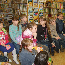 Návštěva knihovny Letovice 2009-2010