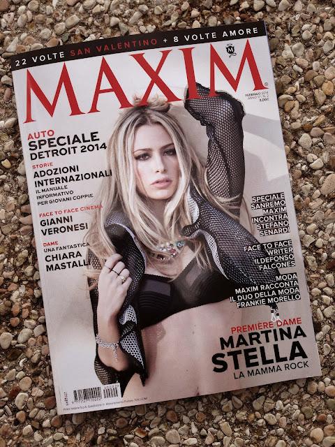 a believable lie - Magazine cover