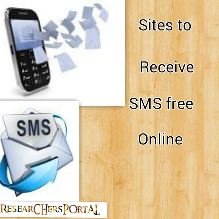 Top sites to receive SMS online through any country's phone