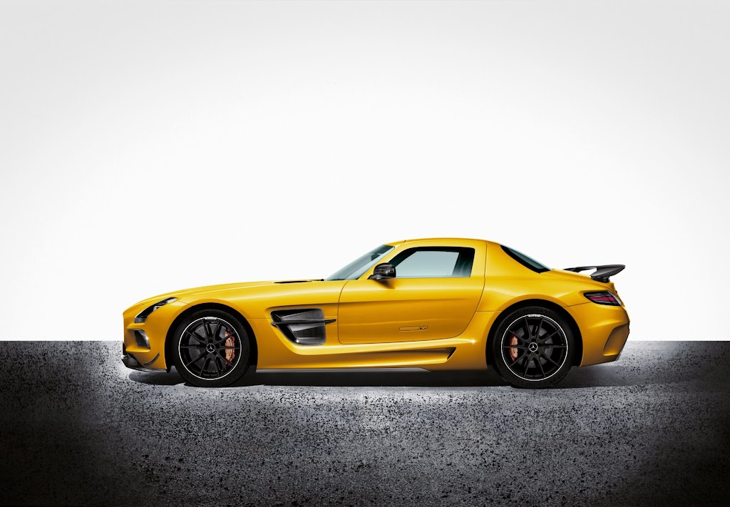 2014 Mercedes-Benz SLS AMG Black Series 10
