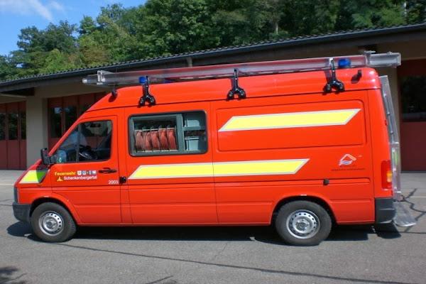Verkehrsabteilungsfahrzeug VAF