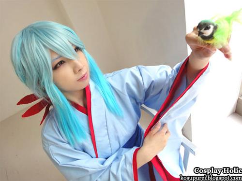 yu yu hakusho cosplay - yukina by yuuki