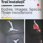Instalaţiile Aiurart în Revista Zeppelin, noiembrie 2012