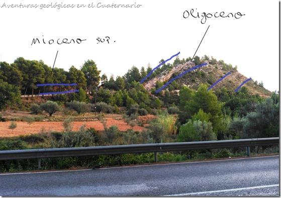 Oligoceno Alborache