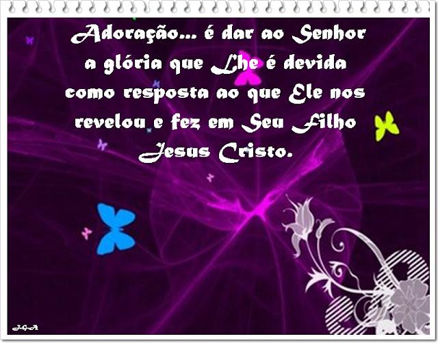 ADORAÇÃO - 03