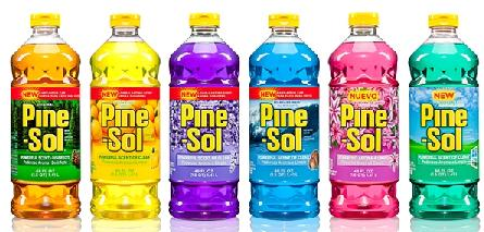 Can You Use Pine Sol In Laundry