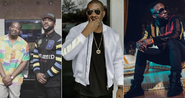 After One Year of Joining Mavin Records, Iyanya And Don Jazzy's Mavin's Relationship Turn Sour (See Details)