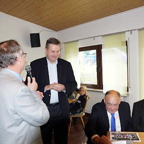 12.10.2016 DFB-Präsident Grindel zu Besuch beim SSV Überherrn