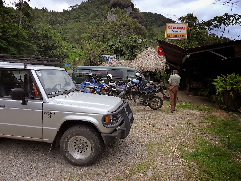 Unterwegs auf der Panamerican