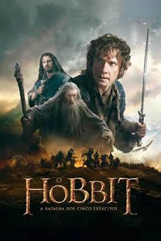 Baixar Filme O Hobbit: A Batalha dos Cinco Exércitos - Dublado Torrent Grátis