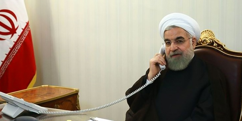 Rouhani: Masalah Palestina Adalah Hal Penting Bagi Umat Islam